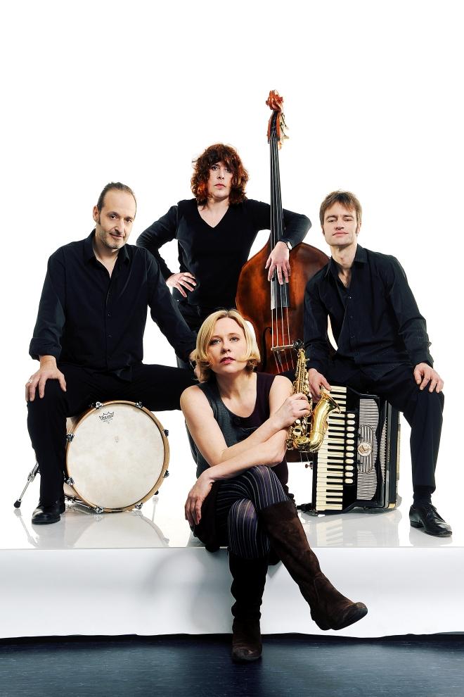Christina_Fuchs_Quartet_Band