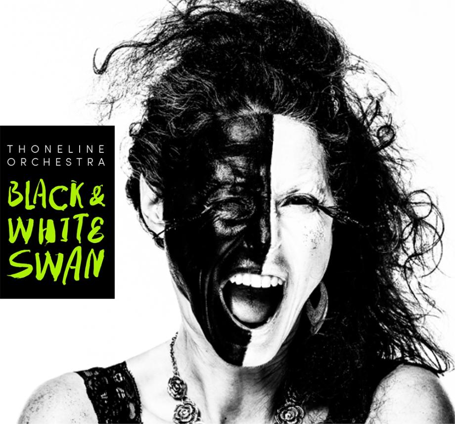 Black&White Swan cover